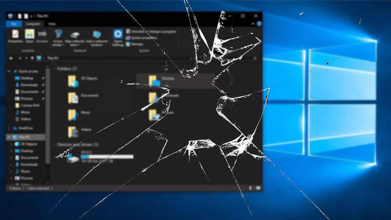 Actualización de octubre 2018 de Windows 10 está borrando archivos y documentos