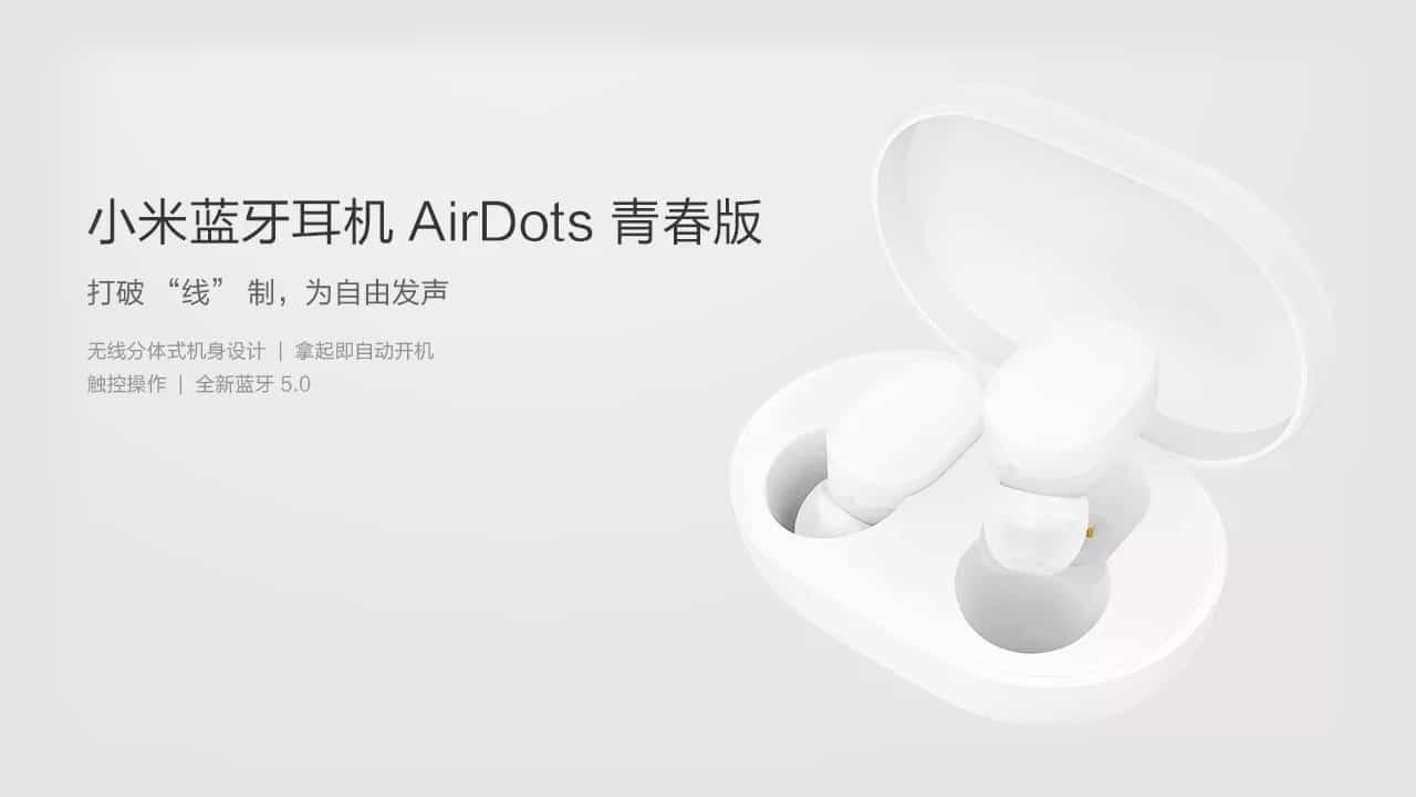 Xiaomi anunció un clon de los AirPods y cuestan sólo $30 USD