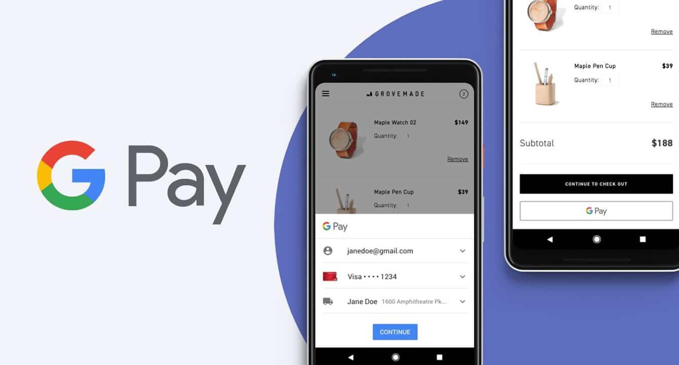 Google Pay finalmente se activa en Chile y así operará