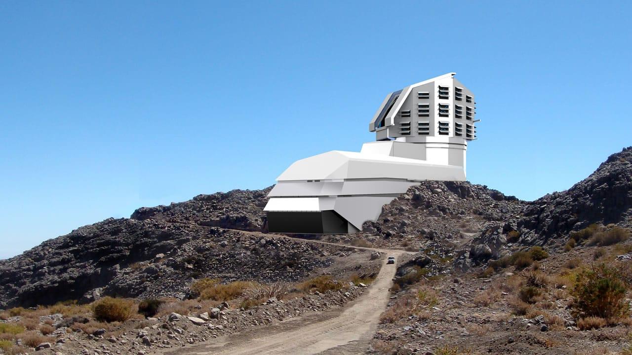 La cámara digital más grande del mundo está en Chile