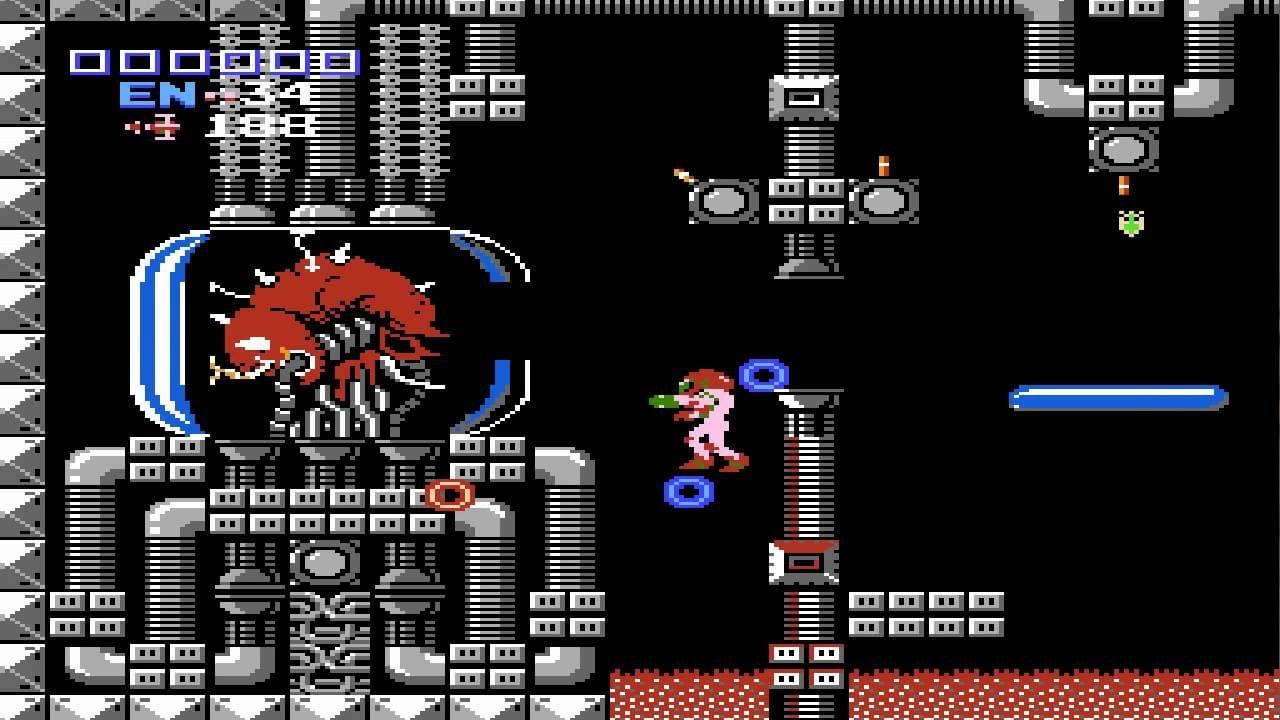 El clásico Metroid de NES está ahora disponible para la Switch