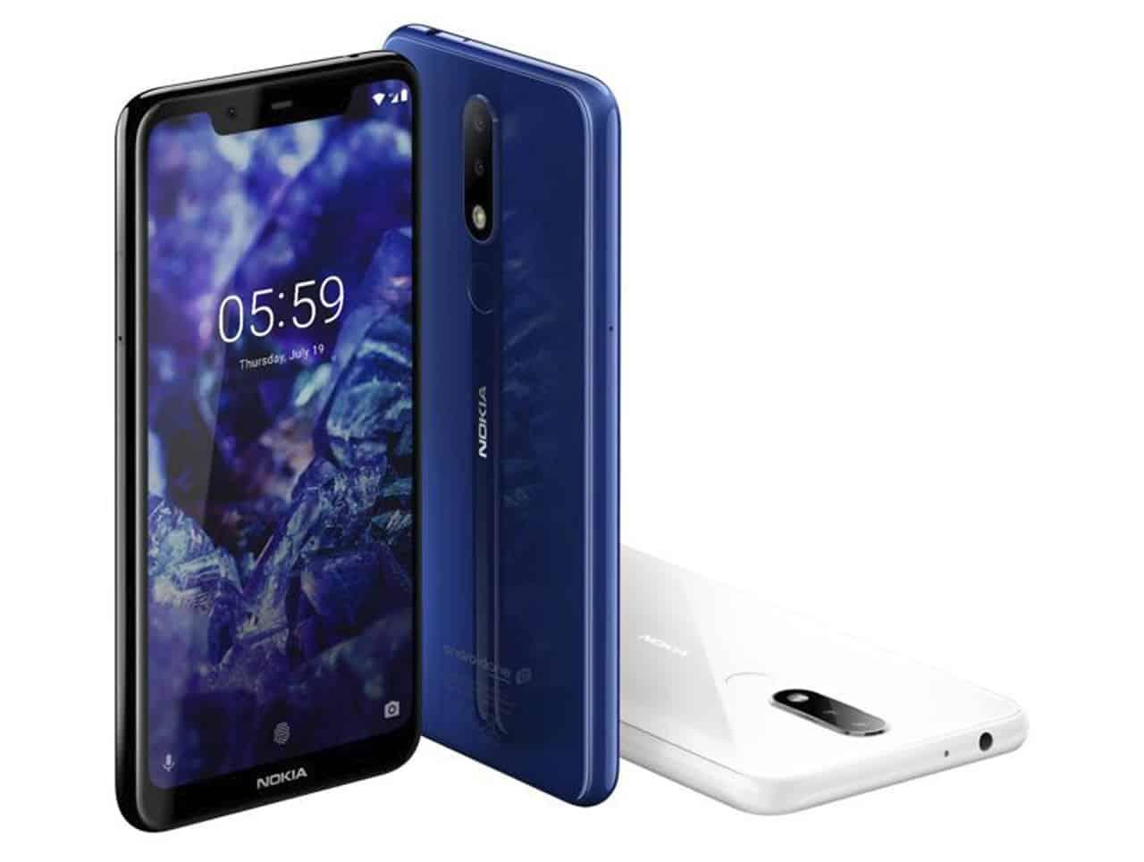 Comienza la venta del Nokia 5.1 Plus en Chile por $199.990