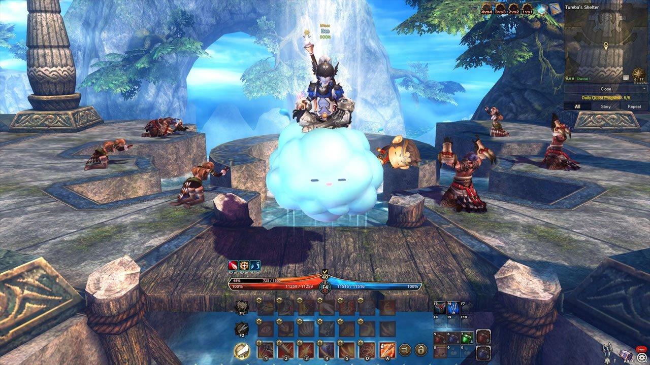 Warlords Awakening se podrá descargar gratis por 4 días en Steam