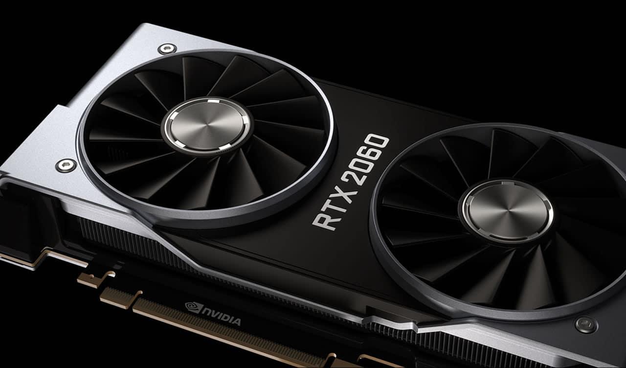 NVIDIA acaba de anunciar su nueva GPU GeForce RTX 2060.