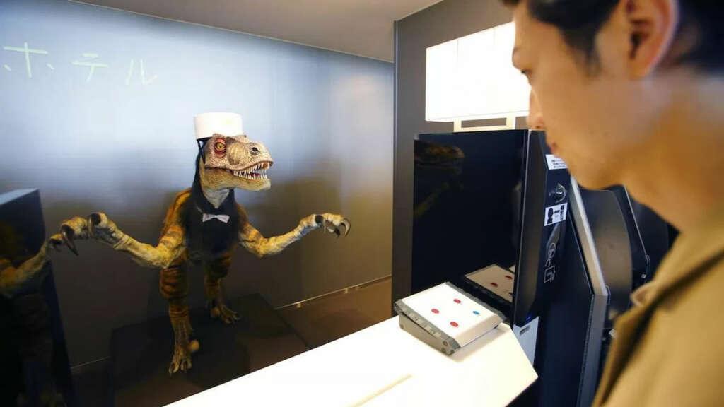 Hotel japonés despidió a sus robots por inútiles.