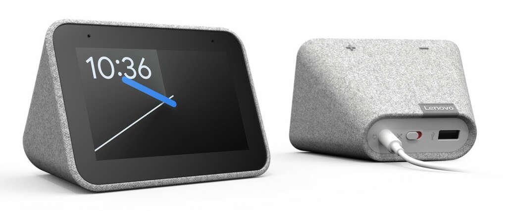 Smart Clock: un despertador con pantalla táctil y Google Assistant.