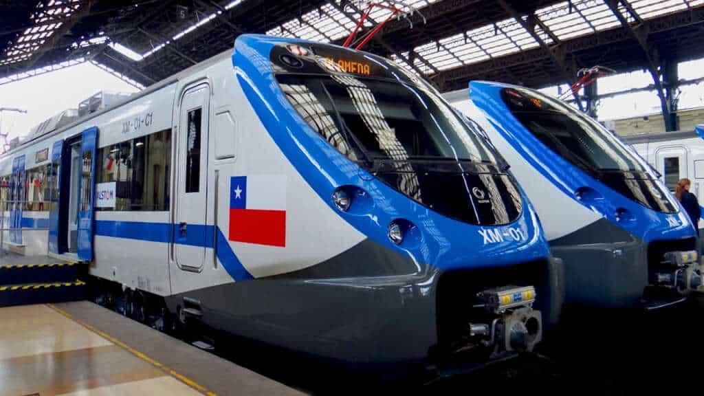 Ferrocarriles del Estado presentó positivas cifras en el uso de trenes durante 2018.