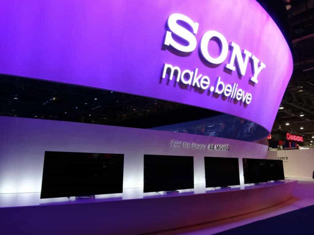 Sigue por streaming los anuncios de Sony en CES 2019.