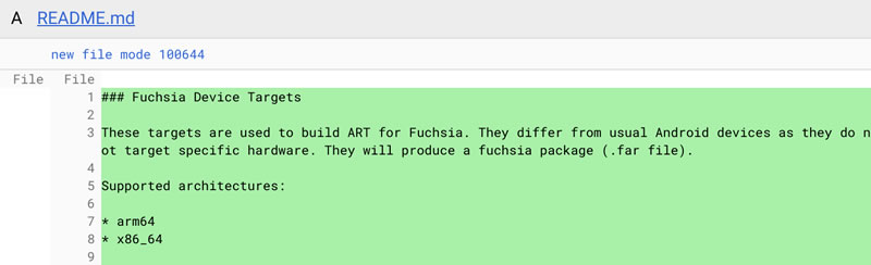 """""""Fuchsia OS"""" de Google podría ser compatible con Apps de Android."""