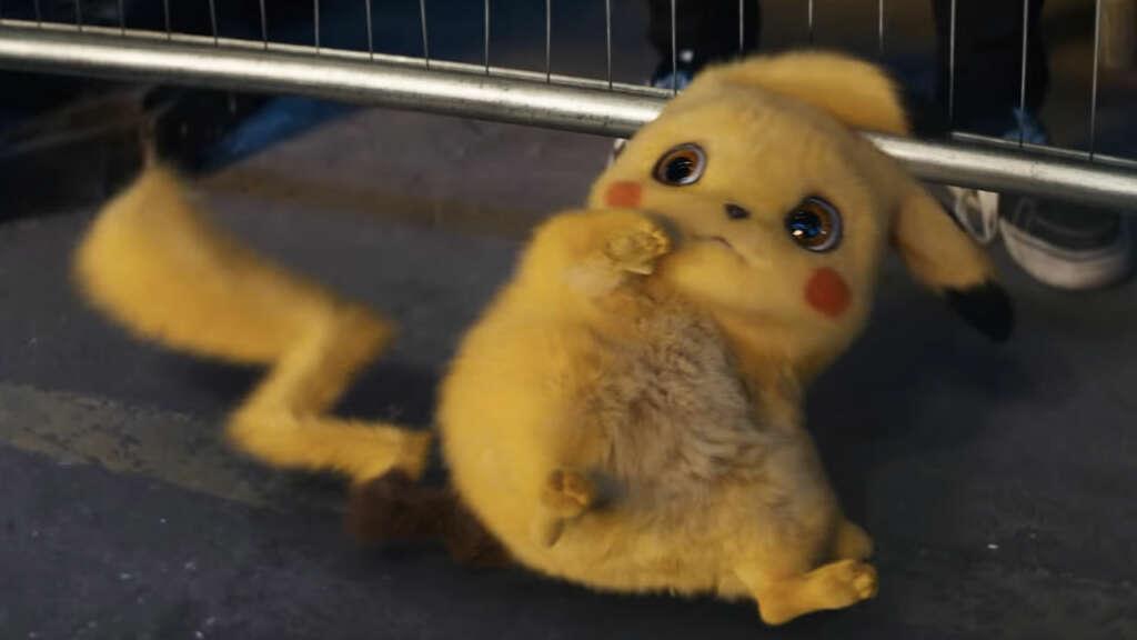 """Mira en español el nuevo tráiler de """"Detective Pikachu"""" con Mewtwo."""