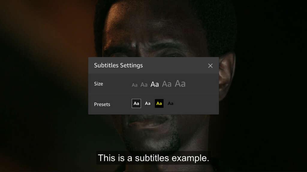 Comprende mejor el inglés viendo películas con subtítulos.