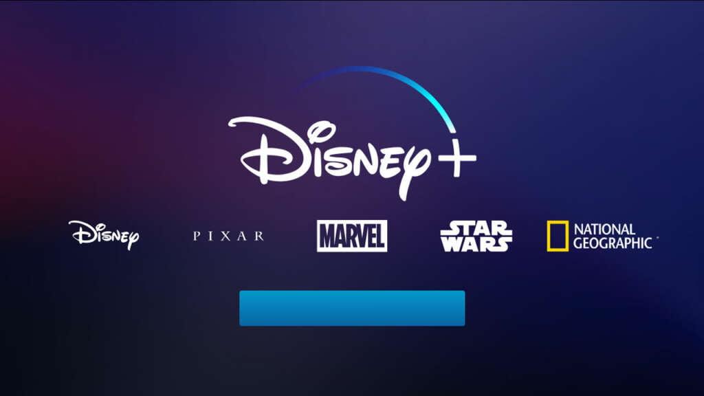 Pantallazo de Disney+.
