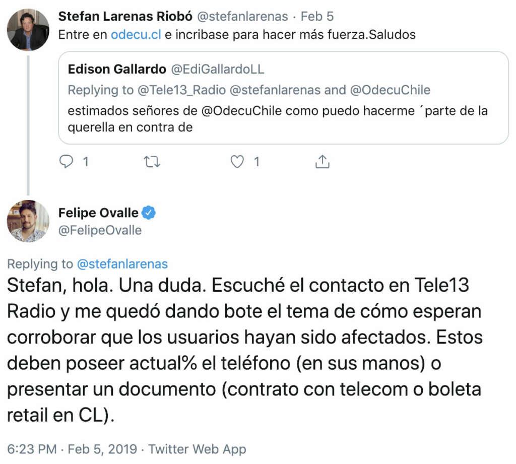 """SERNAC no cree """"efectiva"""" la demanda colectiva contra Apple en Chile."""