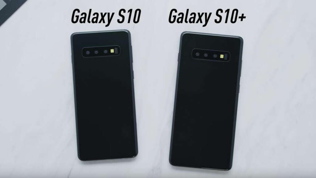 """Youtuber filtró el aspecto del Galaxy S10 con un """"dummy""""."""