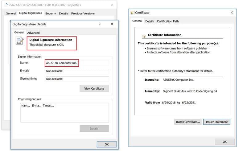 ShadowHammer: ASUS permitió intervenir a sus usuarios con actualizaciones infectadas.