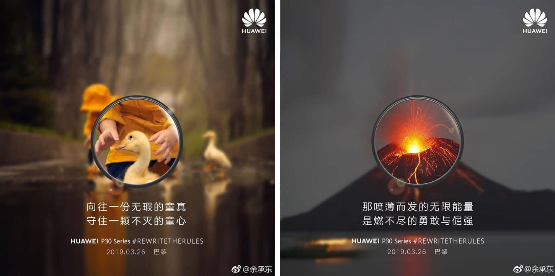 ¿Otra vez Huawei? Los descubrieron falsificando fotos para el P30 Pro.