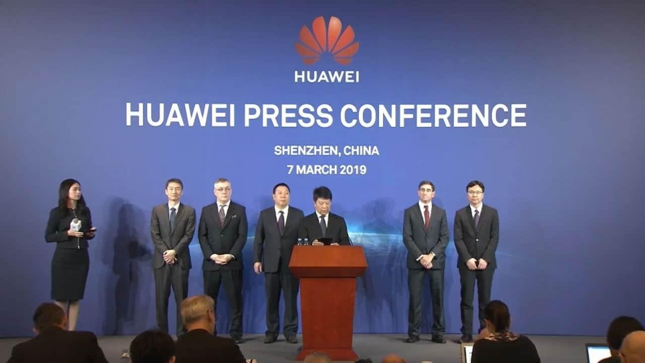 ¡Y pasó! Huawei demanda al gobierno de Estados Unidos.