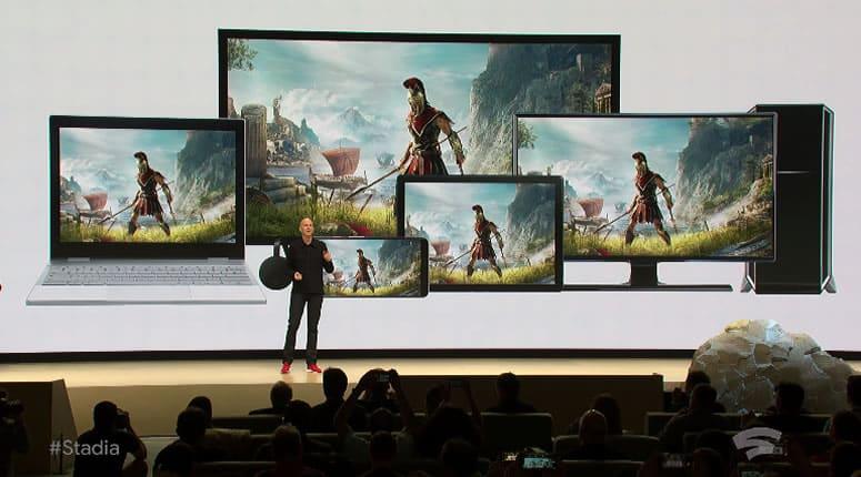 "Así funciona ""Stadia"", la plataforma de videojuegos por streaming de Google."