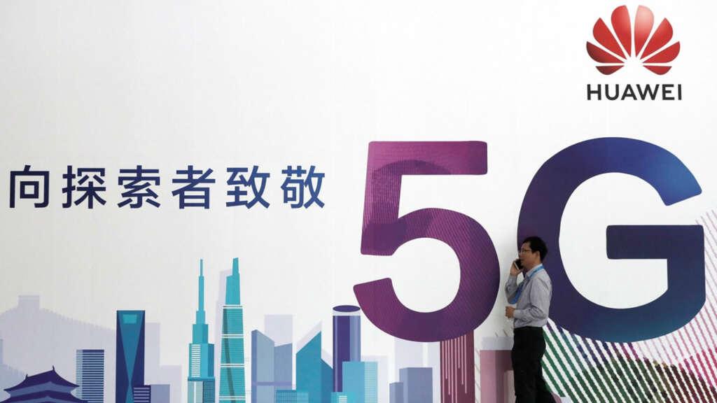 Pese al bloqueo de Estados Unidos, Huawei registró crecimiento.