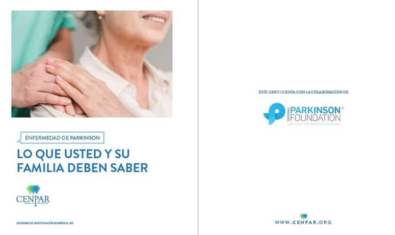 Lanzan libro sobre Parkinson y tú puedes pedirlo gratis.