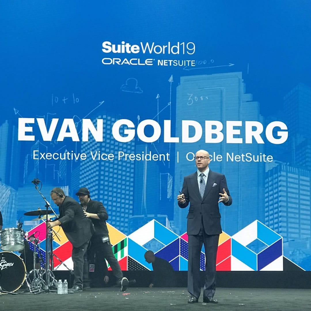 SuiteWorld 2019: la búsqueda del crecimiento con soluciones en la nube de NetSuite.