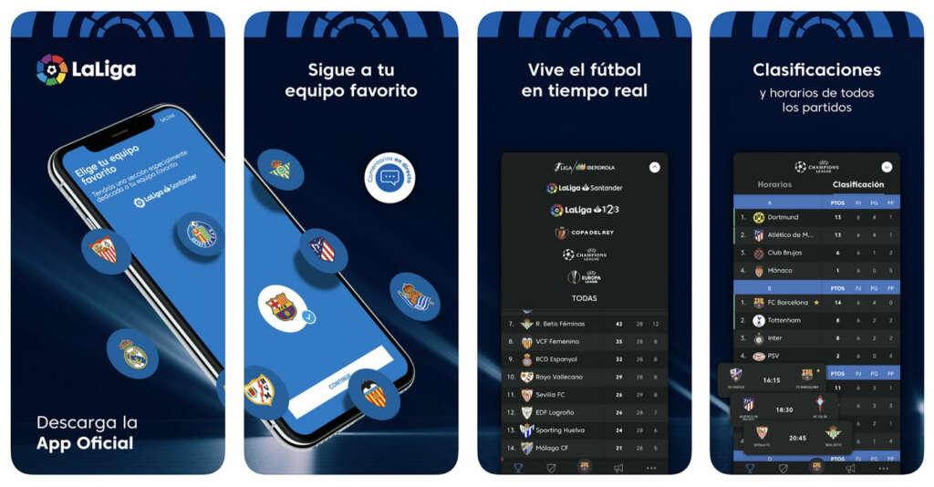 App de la LaLiga de España espiaba a sus usuarios y los terminan multando.