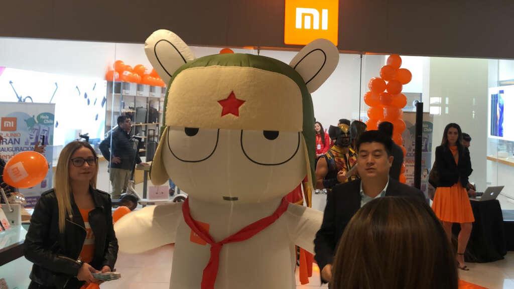 Xiaomi abre su segunda tienda Mi Store en Chile.