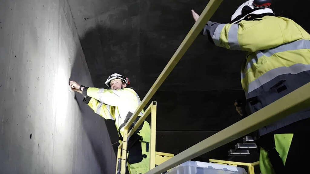 """Waze mejora el servicio dentro de túneles en Chile con """"Beacons""""."""