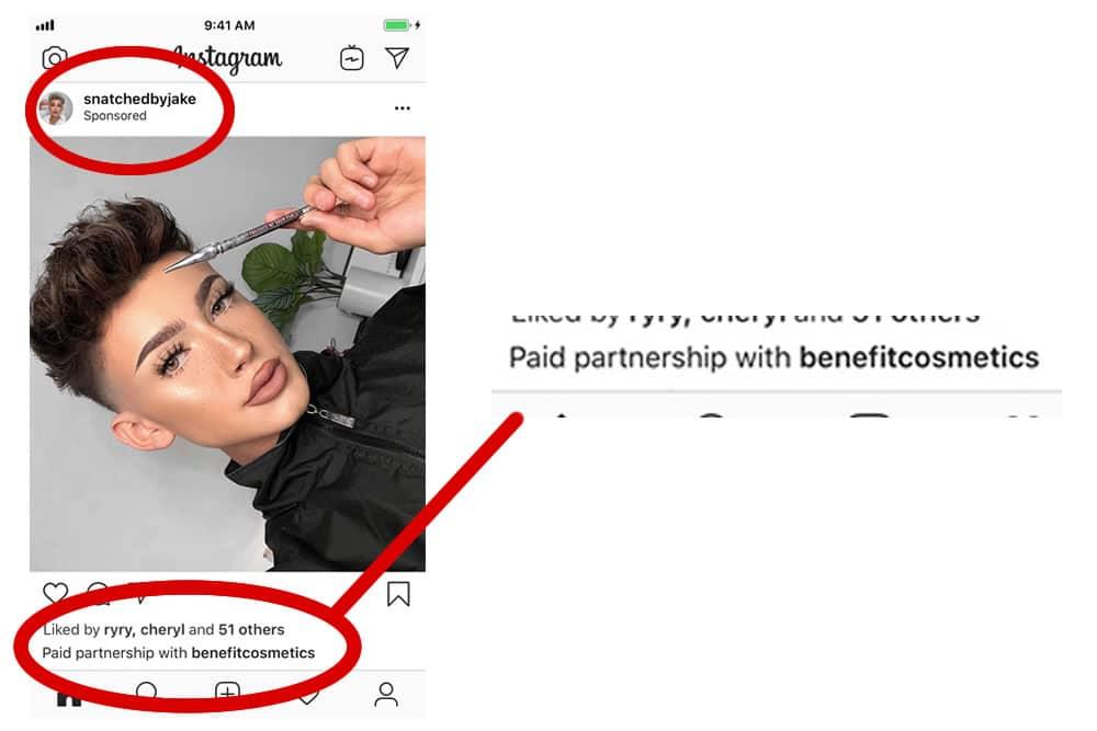 Desastre en Instagram: comenzarán a aparecerte publicidades de influenciadores.