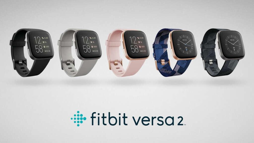 """Fitbit lanza su smartwatch """"Versa 2"""" con Spotify y Alexa incorporados."""