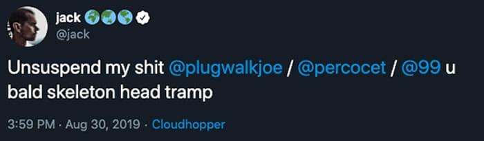 En casa de herrero, cuchillo de palo: hackean cuenta en Twitter del CEO de Twitter.
