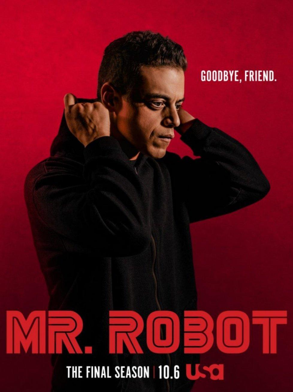 Mr. Robot regresa para su final en octubre y este es su primer tráiler.