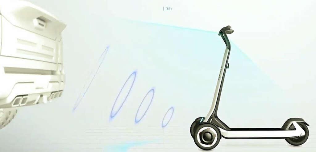 Segway KickScooter T60: una patineta eléctrica que puede ser controlada remotamente.