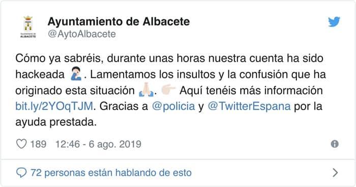 Criminales roban cuentas de Twitter de organismos públicos y políticos en gran parte de Latinoamérica.