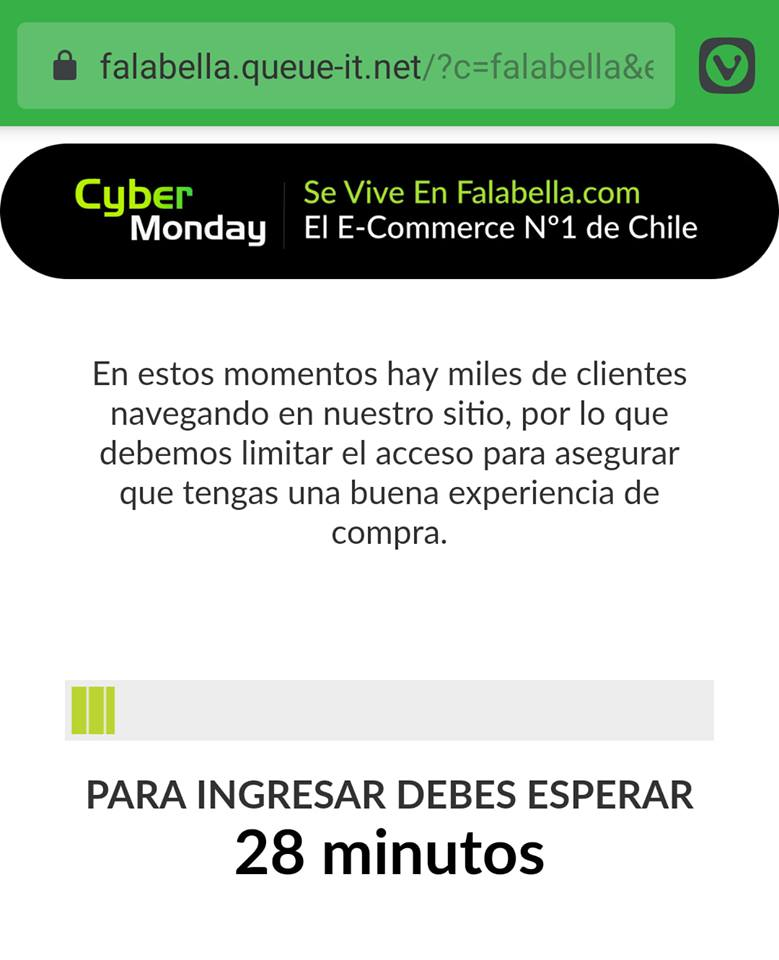 Cyber Monday: El 69% de los chilenos creen que las tiendas inflan los precios.