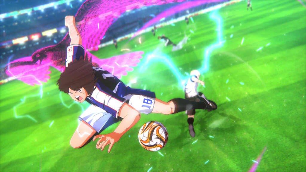 Así se jugará Captain Tsubasa: Rise of New Champions, el nuevo juego de los Súper Campeones.