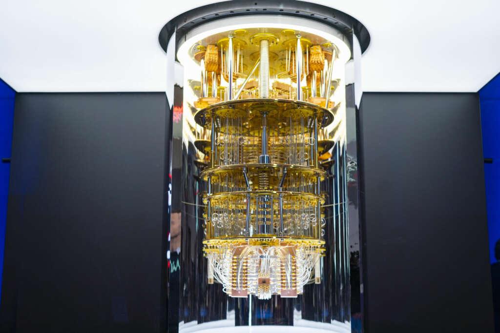 IBM apostó fuertemente en la computación cuántica en CES 2020.