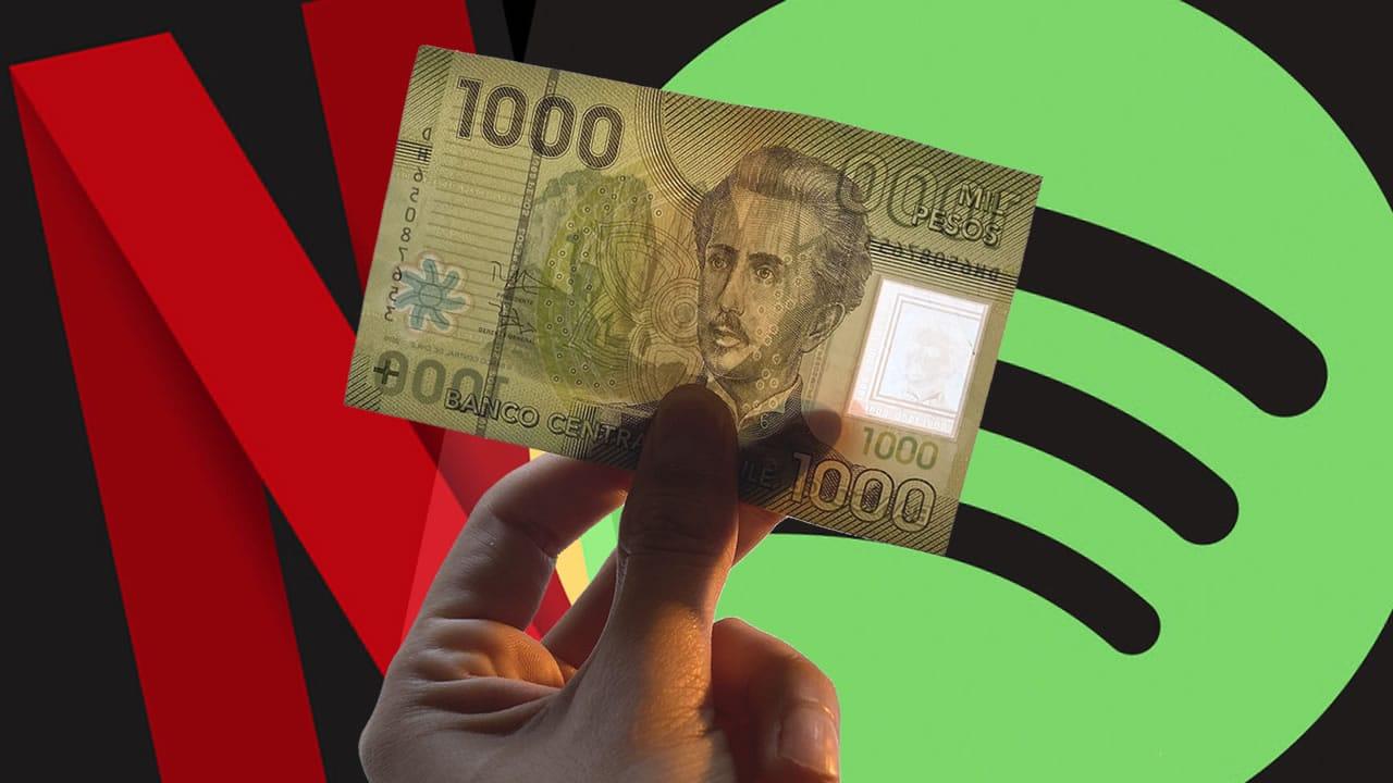 Spotify subirá el precio por el impuesto digital en Chile durante octubre.