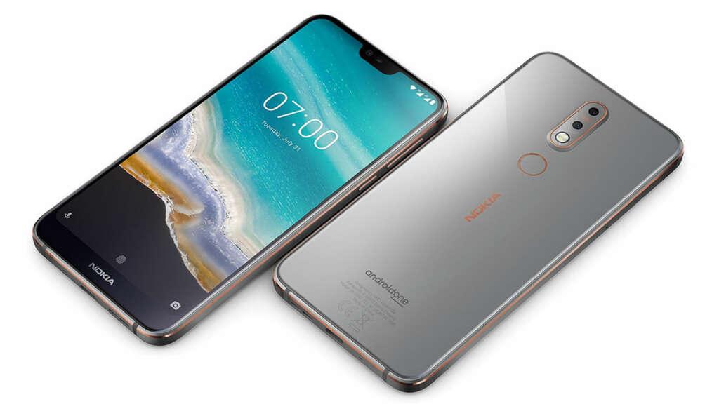 Android 10 comienza a llegar a los Nokia 7.1 en Chile.