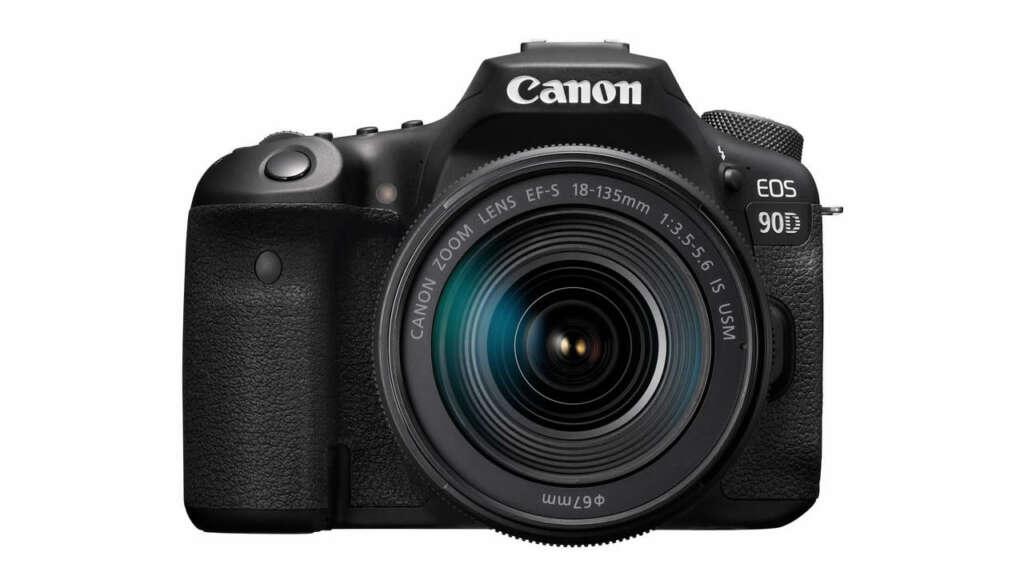 Canon EOS 90D.