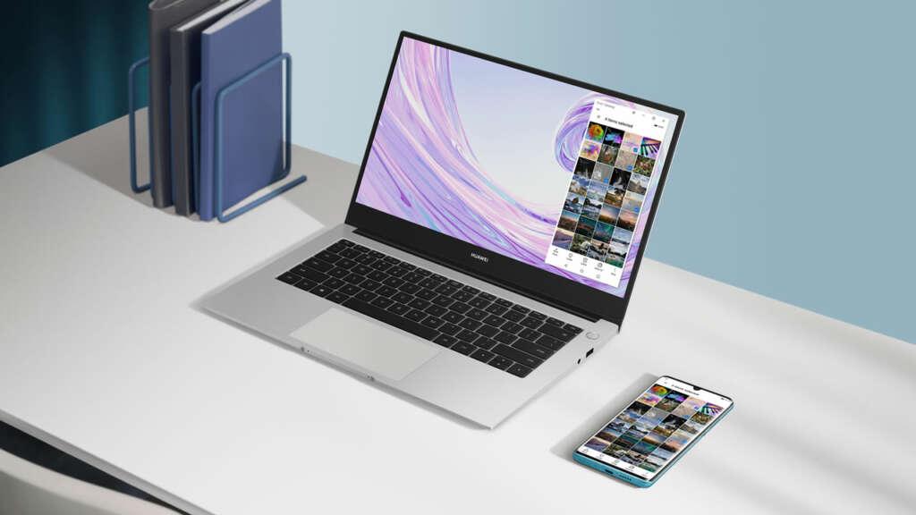 Las renovadas laptops MateBook D (2020) llegan a Chile en marzo.