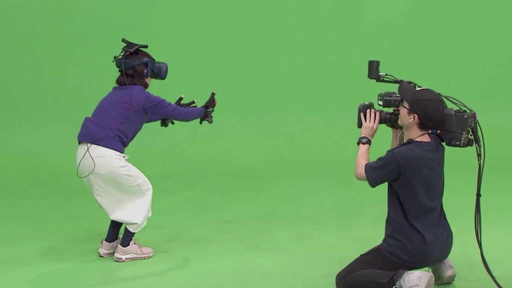 Recrean a una niña fallecida en realidad virtual para que su mamá la vea nuevamente.