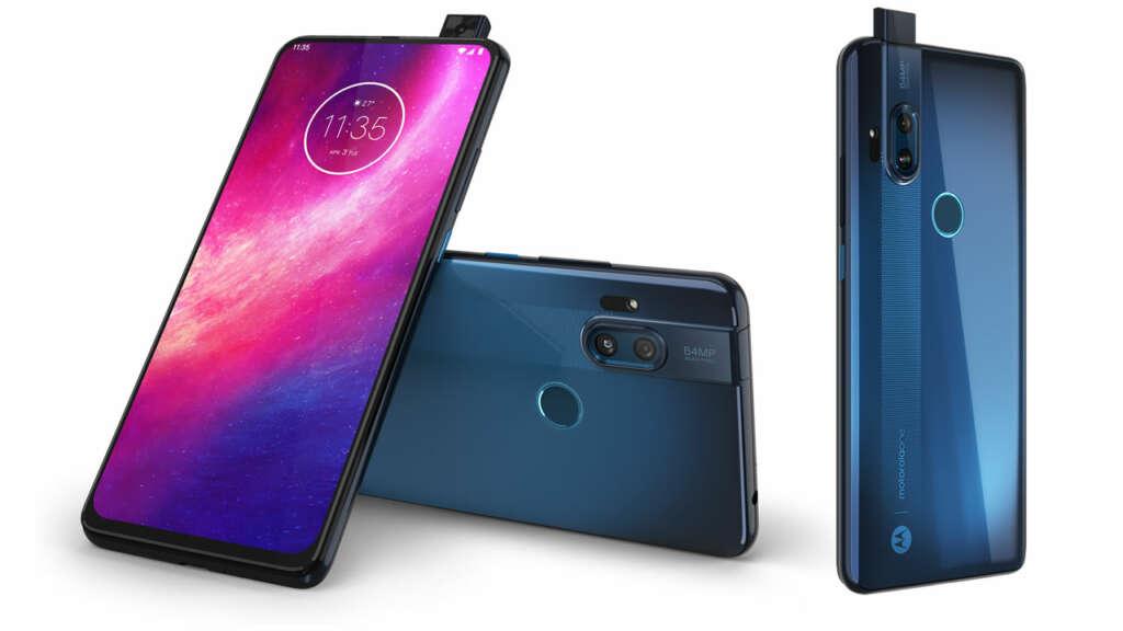 Motorola One Hyper con su cámara de 64 MP ya está a la venta en Chile.