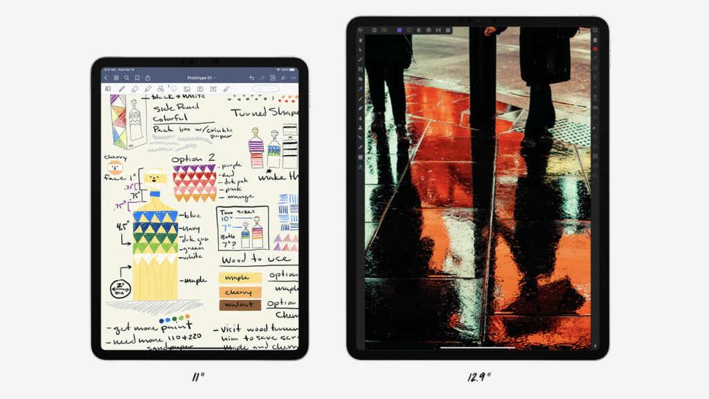 Apple presenta un nuevo iPad Pro que incluye teclado con trackpad.