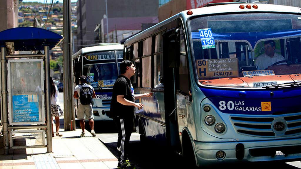 Comenzó la sanitización del transporte público en todas las regiones por el Coronavirus.
