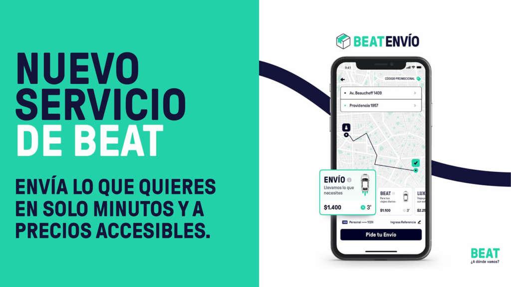 BEAT activó «BEAT Envío» para delivery de paquetes en tiempos de pandemia