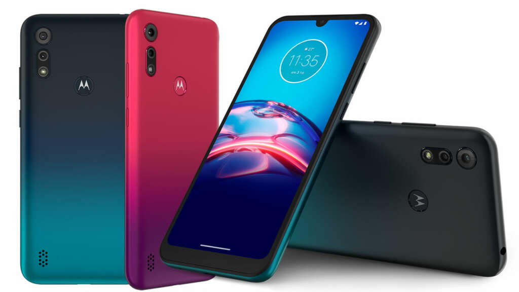 Moto E6S, Moto G8 Power Lite y Moto G8 Power llegan a Chile.