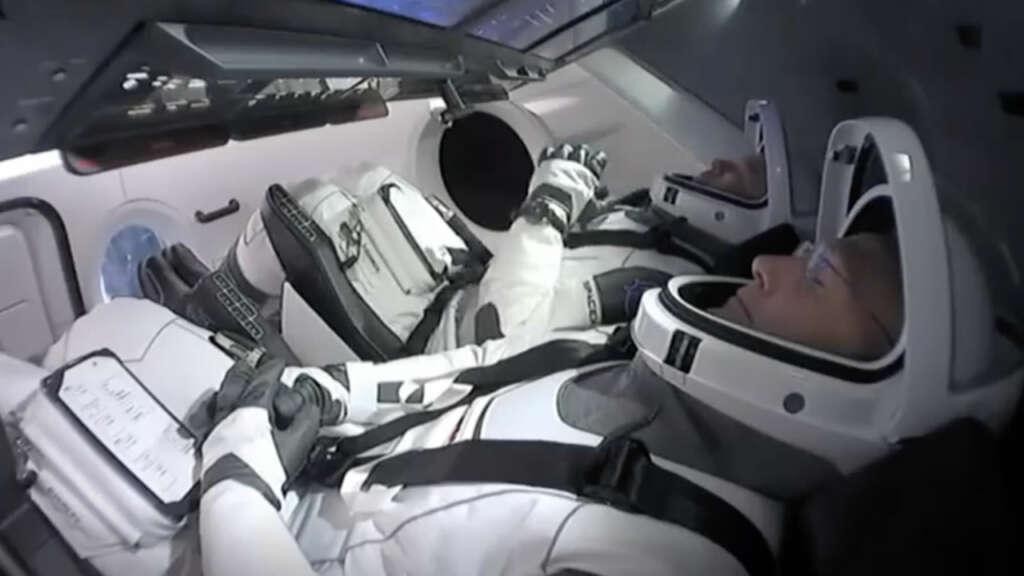 Mira el lanzamiento de la NASA por primera vez con un cohete de SpaceX.