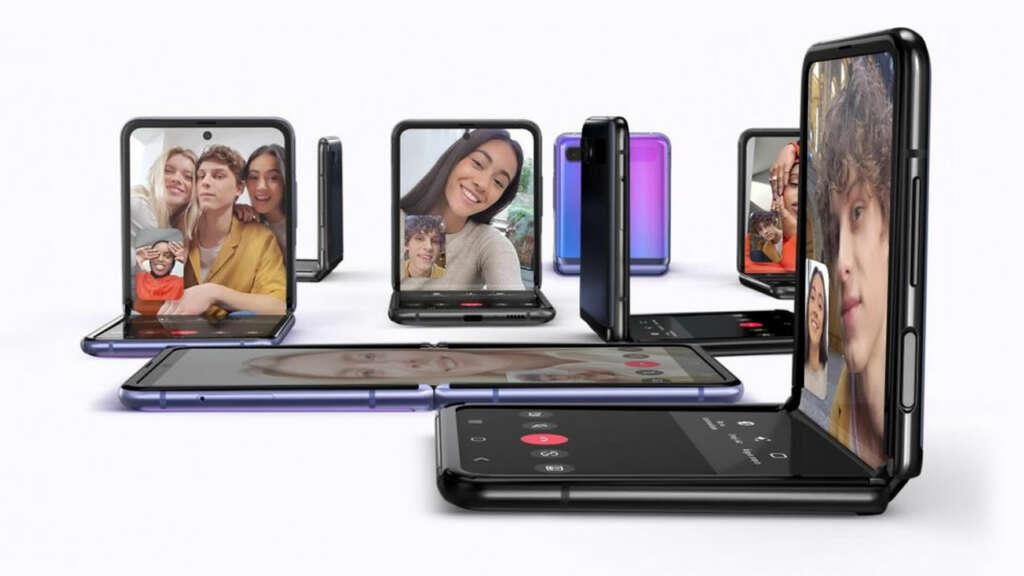 Comenzó la venta del Galaxy Z Flip en Chile y cuesta un millón y medio.