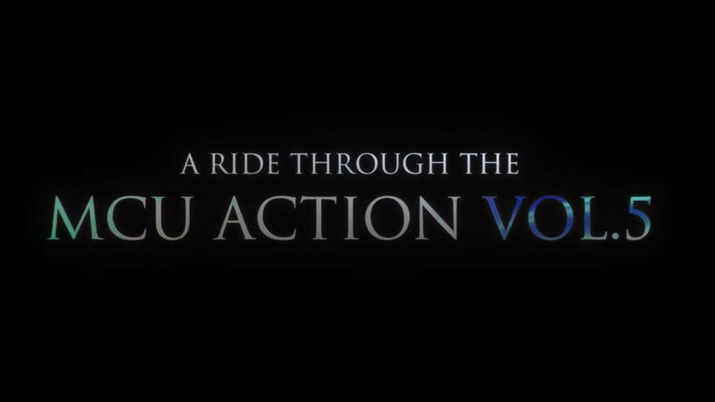 Video de un fanático reúne todas las películas del MCU con un notable montaje.
